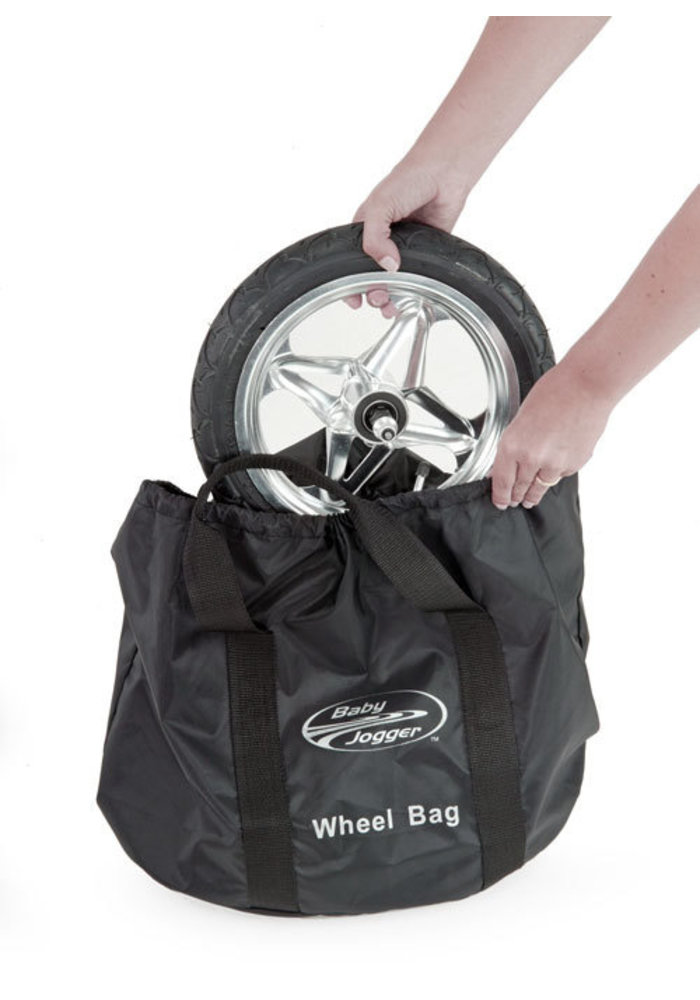CLOSEOUT!! Baby Jogger Wheel Bag for 12'' Wheels Only