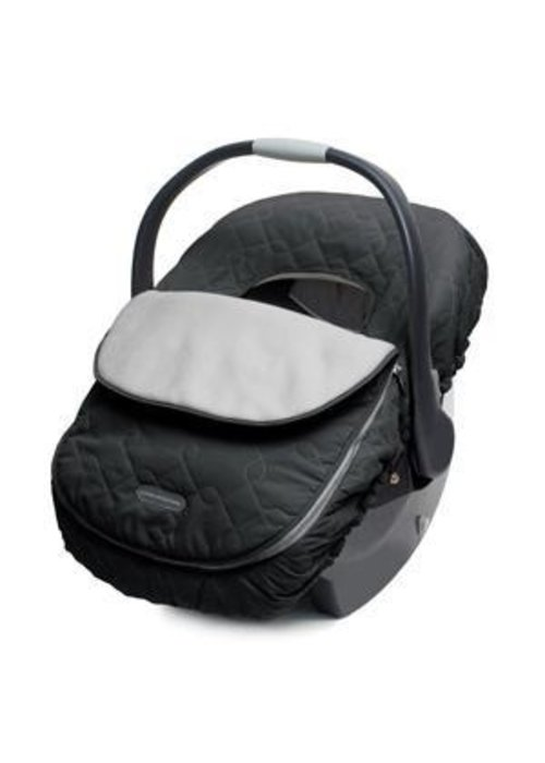 JJ Cole Collections JJ Cole Car Seat  Cover In Black