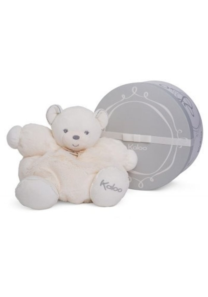 Kaloo Perle Large Chubby Bear Cream