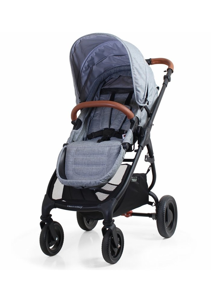 Valco Baby Snap Ultra Trend Single Tailor Made In Grey Marle
