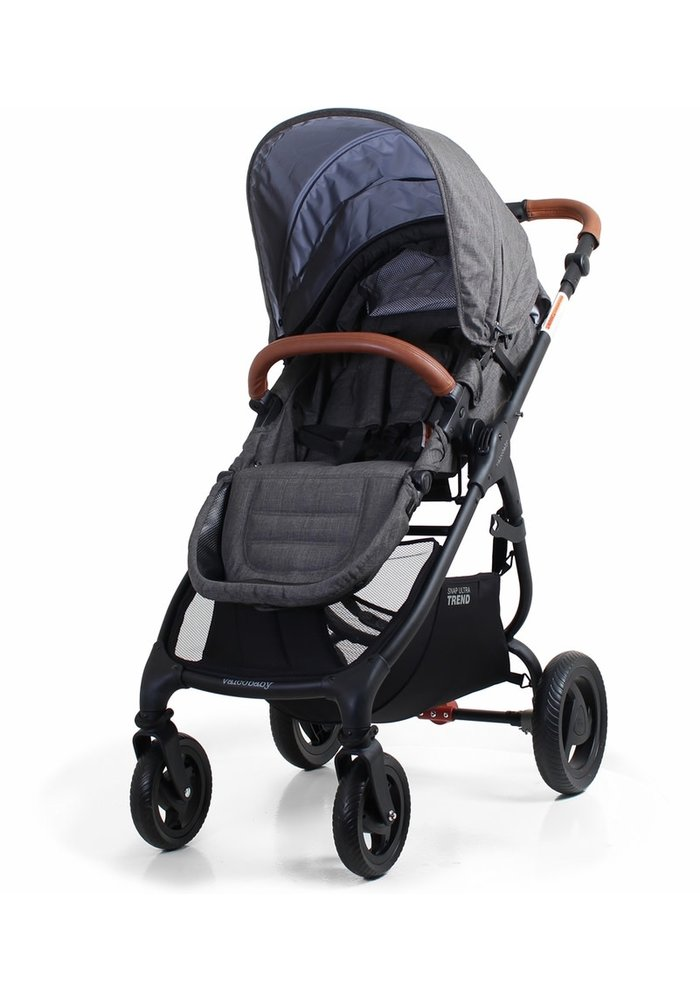Valco Baby Snap Ultra Trend Single Tailor Made In Charcoal