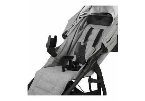 Valco Baby Valco Baby Snap 4 Trend Single Car Seat Adaptor For Maxi Cosi, Nuna, Cybex