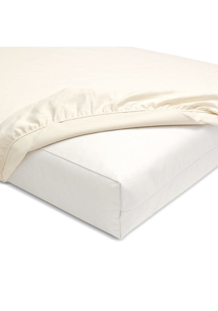 """Naturepedic Organic Full Size Waterproof Fitted Protector Pad 53"""" x 75"""""""