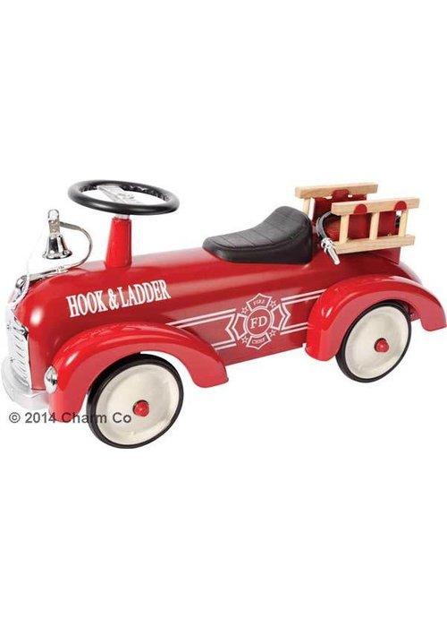 Charm Charm Speedster Fire Truck