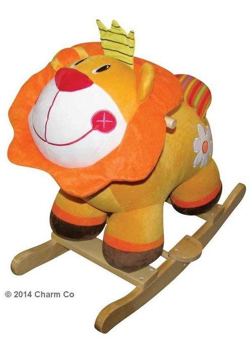 Charm Charm Larry Lion Rocker