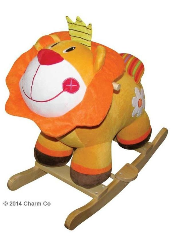 Charm Larry Lion Rocker