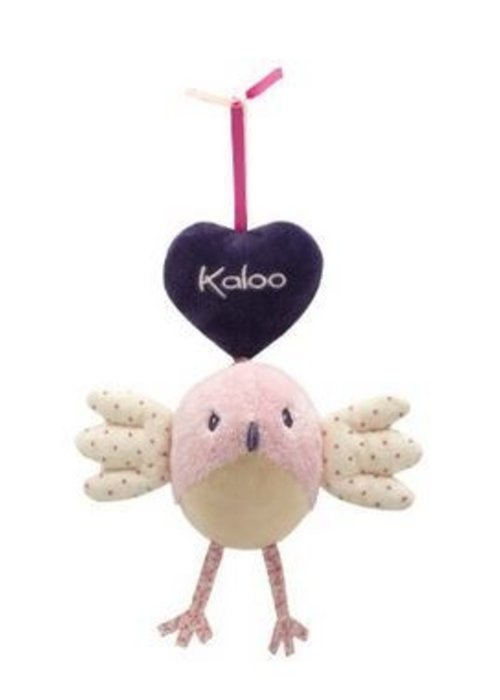 Kaloo Kaloo Petite Rose Musical Bird