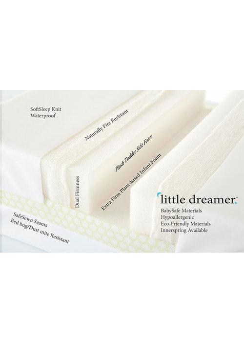 Moonlight Slumber Moonlight Slumber Little Dreamer Full All Foam- Dual Firmness