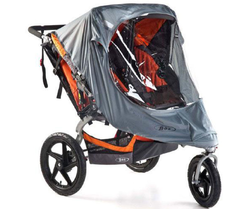 BOB Weather Shield For Revolution Duallie Swivel Strollers