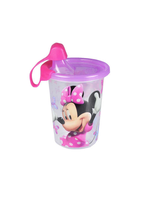 The First Years The First Year's Minnie Mouse 10 Oz sippy cup 3 pack with travel Cap