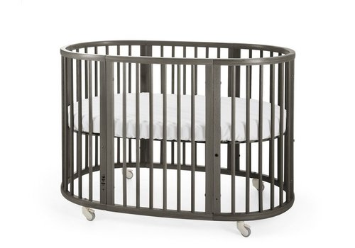 Stokke Stokke Sleepi Crib Without Mattress In Hazy Grey