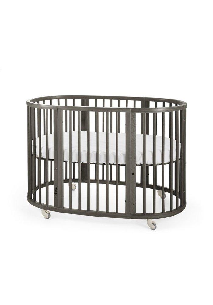 Stokke Sleepi Crib Without Mattress In Hazy Grey