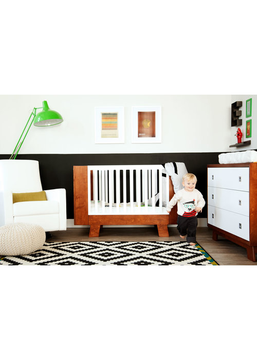 Dutailier Dutailier Pomelo Convertible Crib- Custom Design Your Own Color