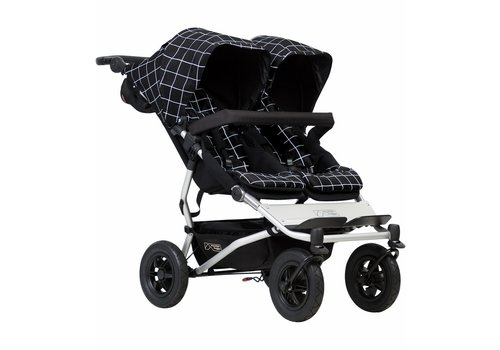 Mountain Buggy Mountain Buggy Duet Double In Grid