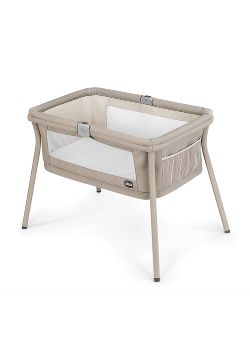 Chicco Chicco Lullago Portable Bassinet In Sand