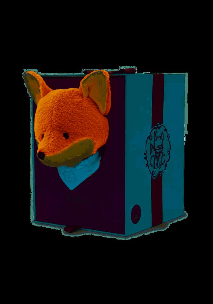 Kaloo Les Amis Paprika Fox- Medium