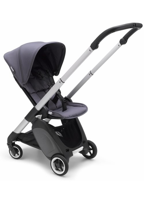 Bugaboo Bugaboo Ant Complete Aluminum/Steel Blue-Steel Blue