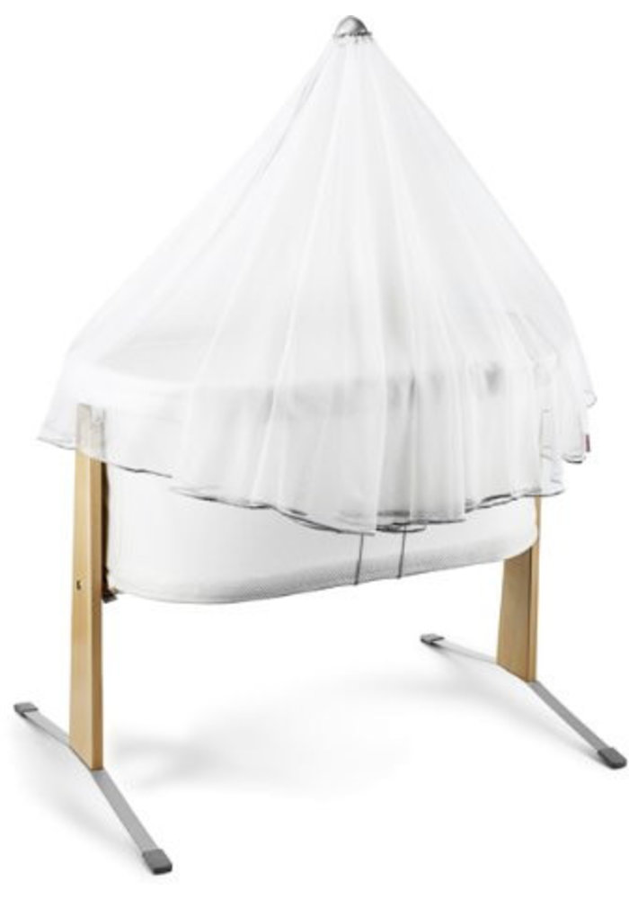 BABYBJORN Canopy For Cradle-Bassinet In White