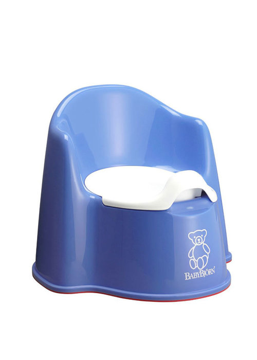 Baby Bjorn BABYBJORN Potty Chair In Blue
