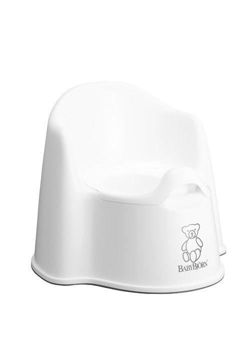 Baby Bjorn BABYBJORN Potty Chair In White