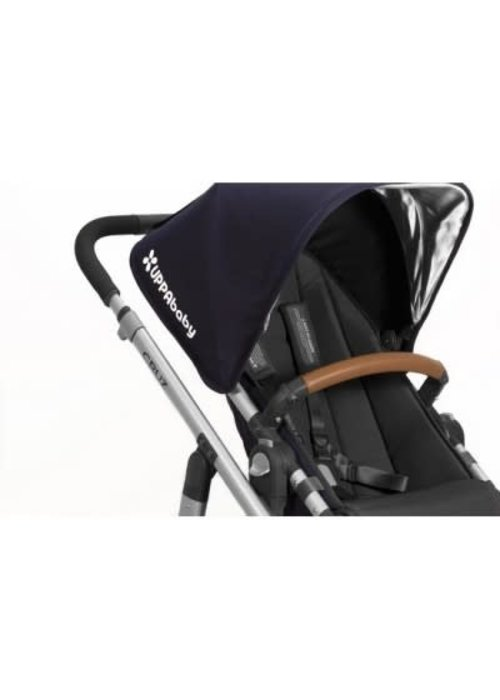 UppaBaby Uppa Baby Leather Bumper Covers-For Vista, Cruz, Rumble Seat In Brown