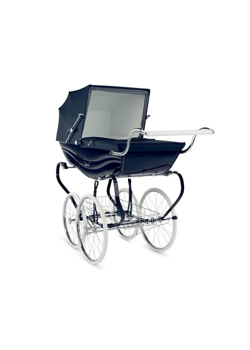 Silver Cross Silver Cross Balmoral Carriage In Navy