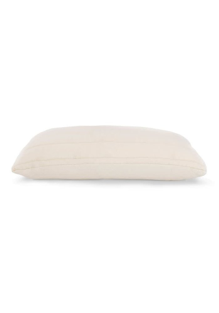 "Naturepedic Organic 2 In 1 Shredded Latex Pillow  20"" x 26"""