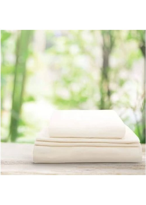 Naturepedic Naturepedic Organic Pair Of Two Standard Pillow Cases 400 Thread Count