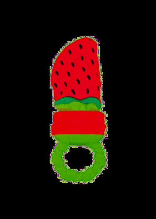 Sassy Sassy Strawberry Terry Teether
