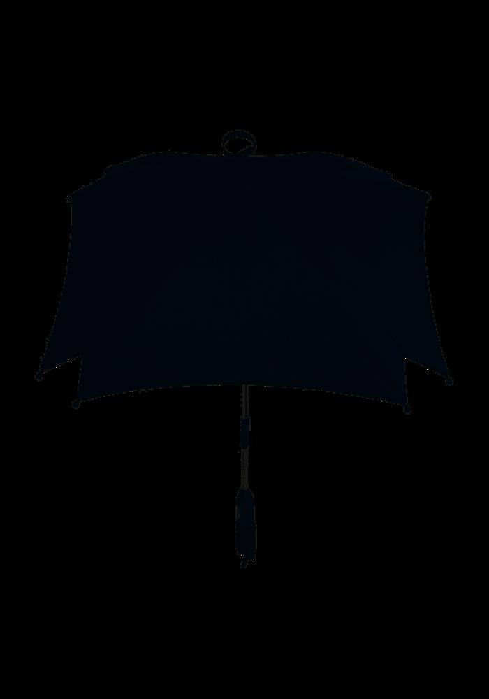 Silver Cross Wave Parasol - Slate
