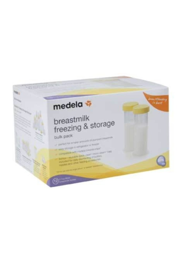 Medela Breastmilk Freezing And Storage Bulk Pack