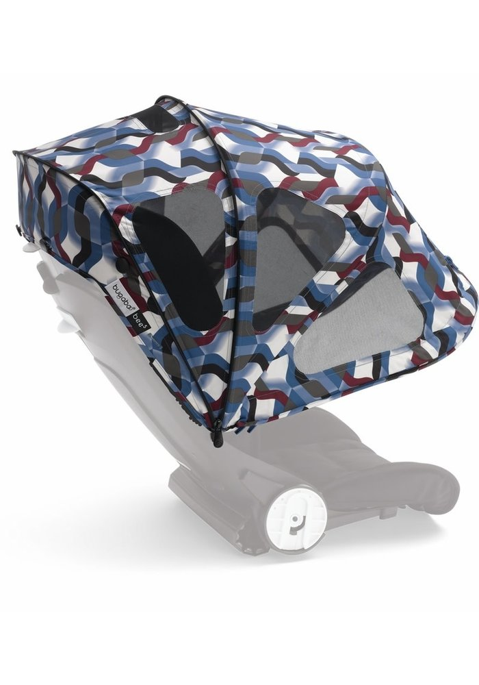 CLOSEOUT!! Bugaboo Bee Breezy Sun Canopy waves