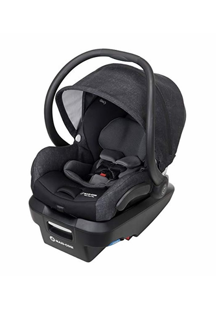 Maxi Cosi Mico Max Plus Infant Car Seat With Base In Nomad Black