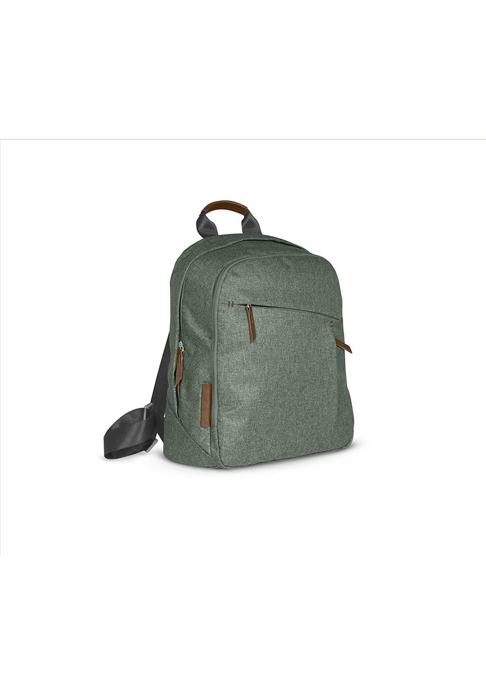 Uppa Baby Changing Backpack In Emmett (Green Melange)