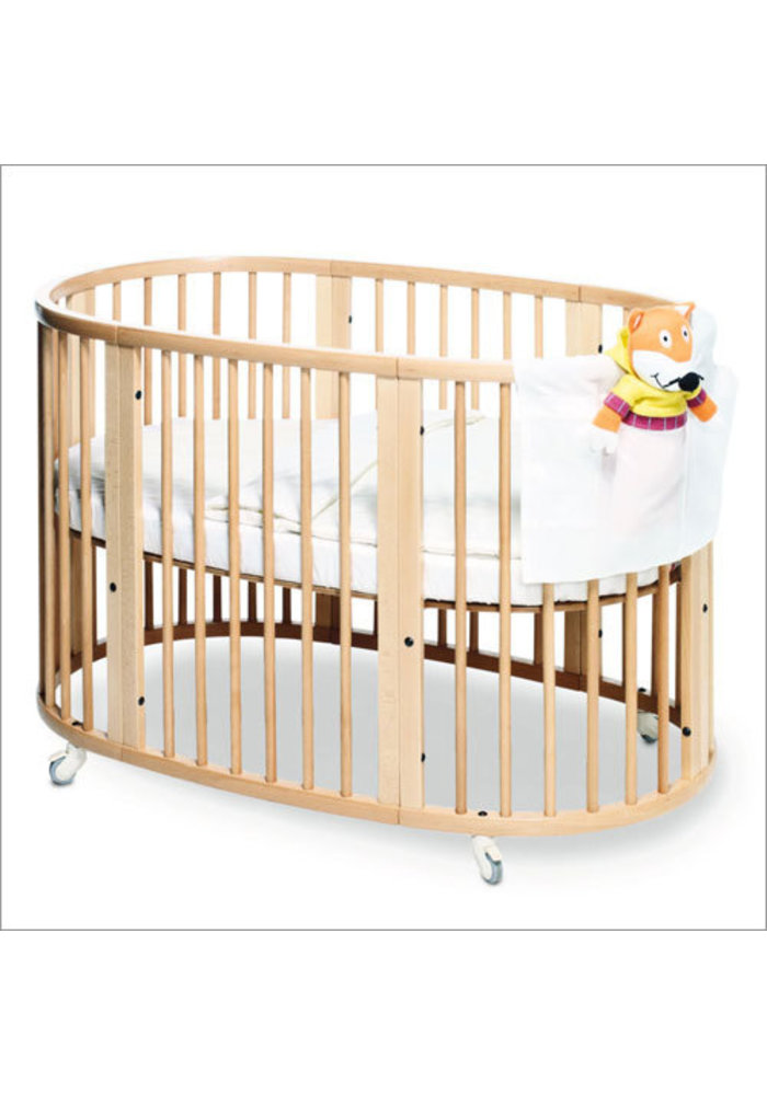 Stokke Sleepi Crib Without Mattress In Natural