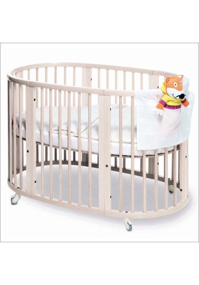 Stokke Sleepi Crib Without Mattress In White