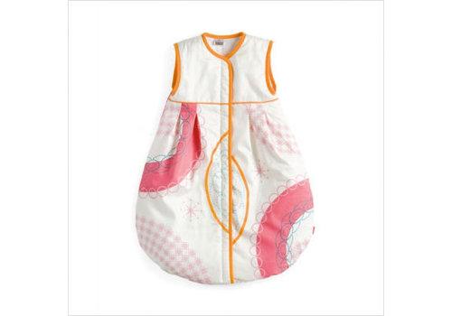 Stokke CLOSEOUT!!!  Stokke Sleepi Sleeping Bag 0-6 Months In Circles Pink