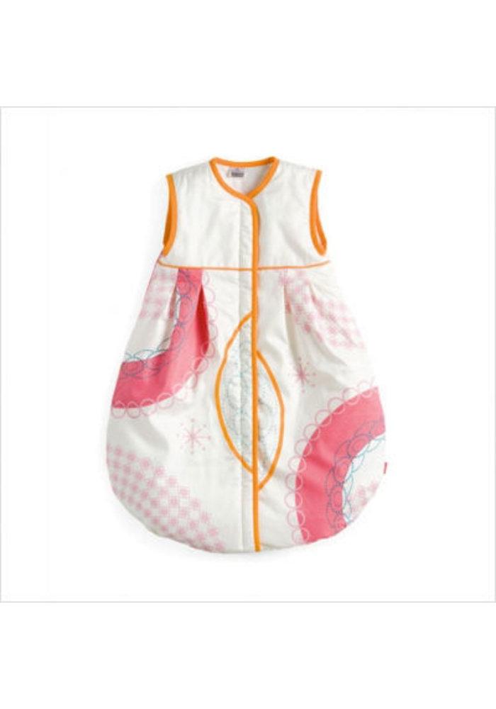 CLOSEOUT!!!  Stokke Sleepi Sleeping Bag 0-6 Months In Circles Pink