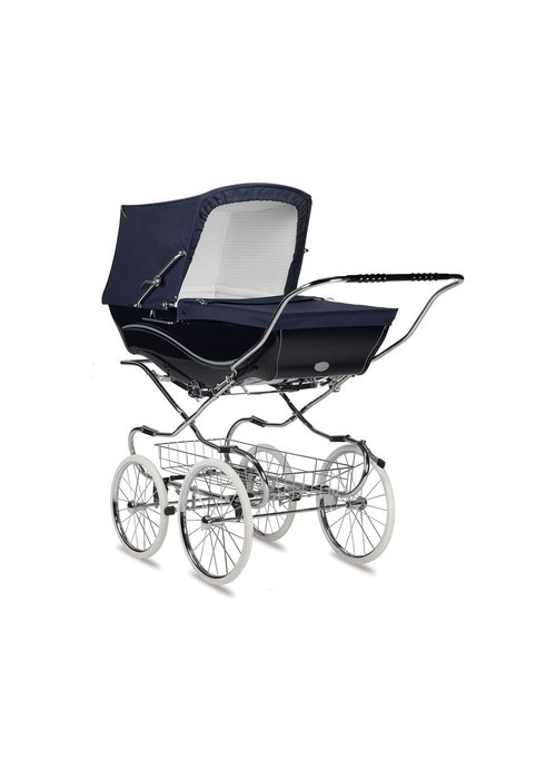 Silver Cross Silver Cross Kensington Carriage In Navy