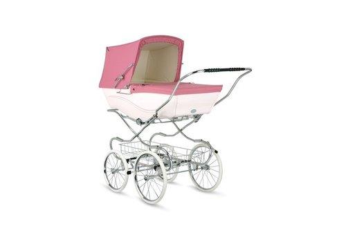 Silver Cross Silver Cross Kensington Carriage In Pink