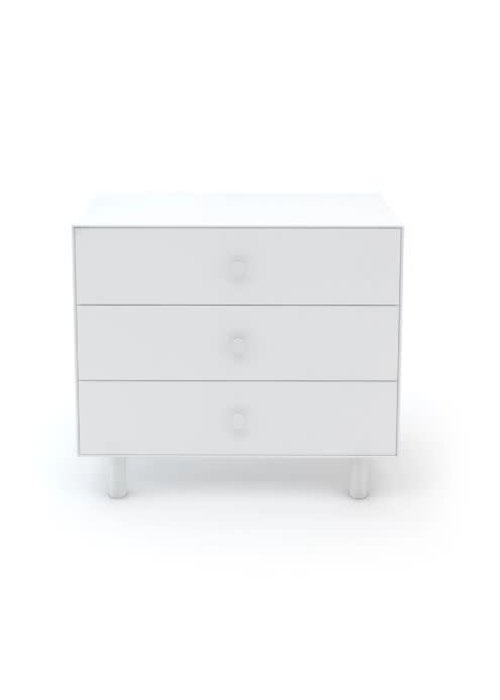 Oeuf Oeuf Classic 3 Drawer Dresser In White
