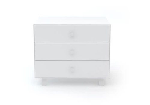 Oeuf Oeuf Sparrow 3 Drawer Dresser In White