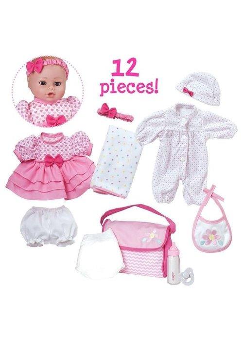 Adora Adora PlayTime Baby Gift Set Age 3+