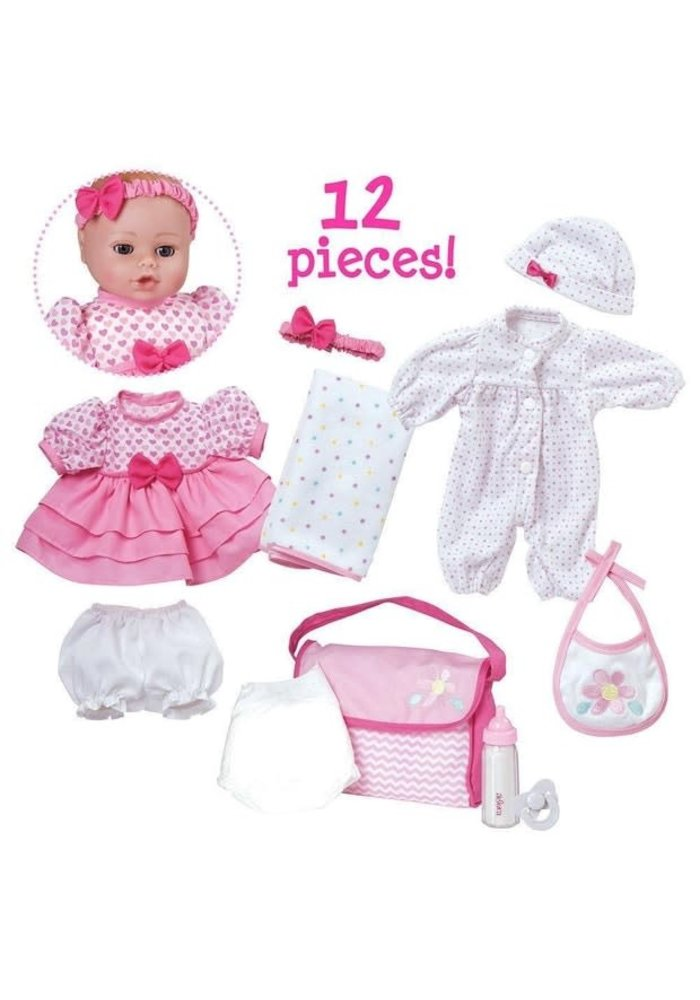Adora PlayTime Baby Gift Set Age 3+