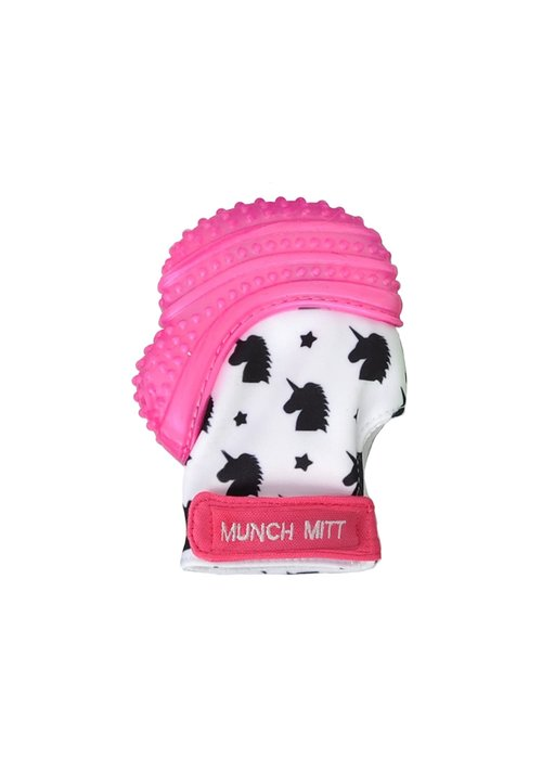 Malarkey Kids Malarkey Kids Munch Mitt Pink / Unicorn