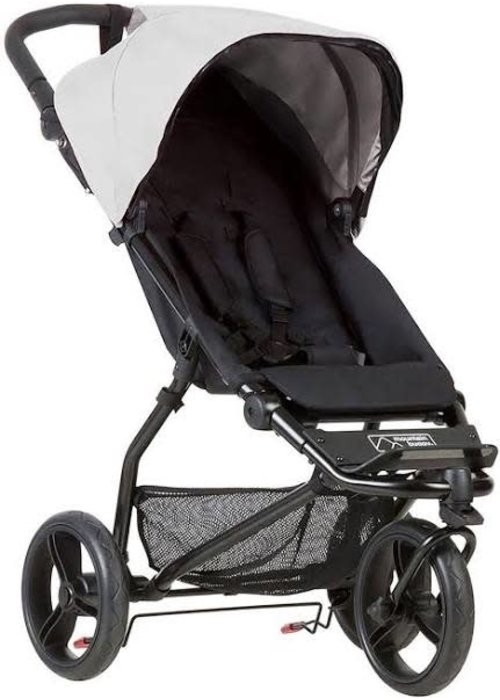 Mountain Buggy Mountain Buggy Mini Buggy In Silver