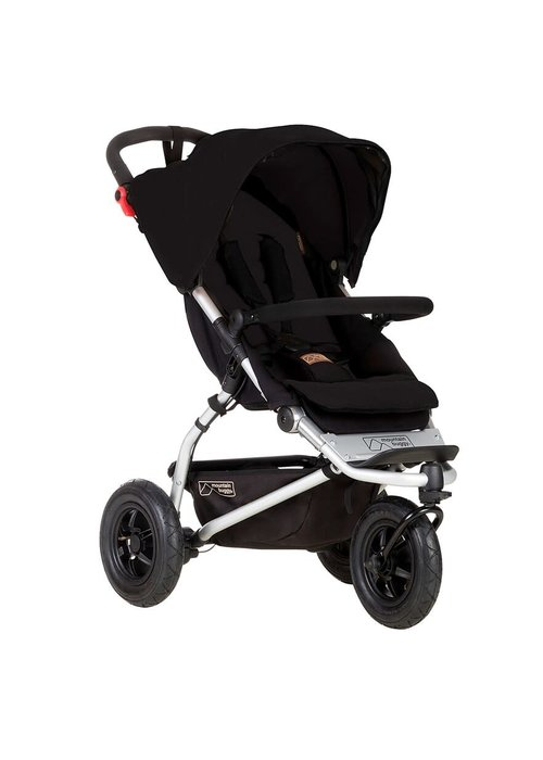 Mountain Buggy Mountain Buggy Swift Stroller In Black