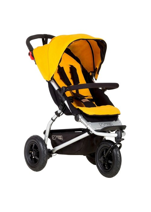 Mountain Buggy Mountain Buggy Swift Stroller In Gold