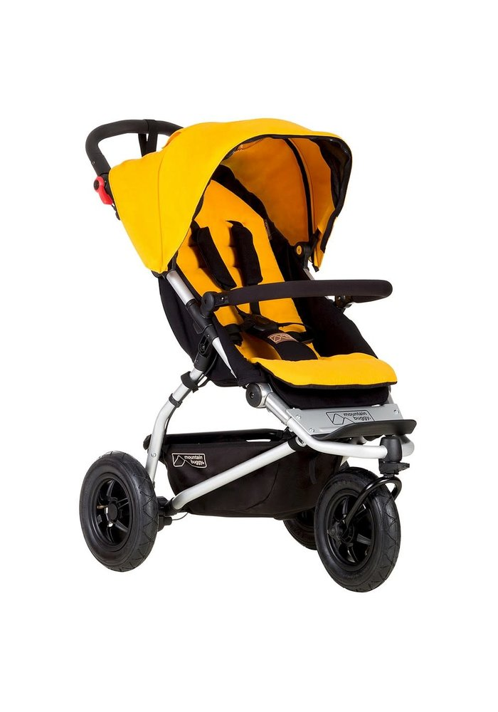 Mountain Buggy Swift Stroller In Gold