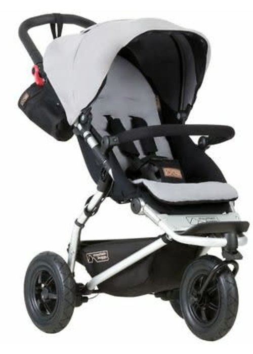 Mountain Buggy Mountain Buggy Swift Stroller In Silver